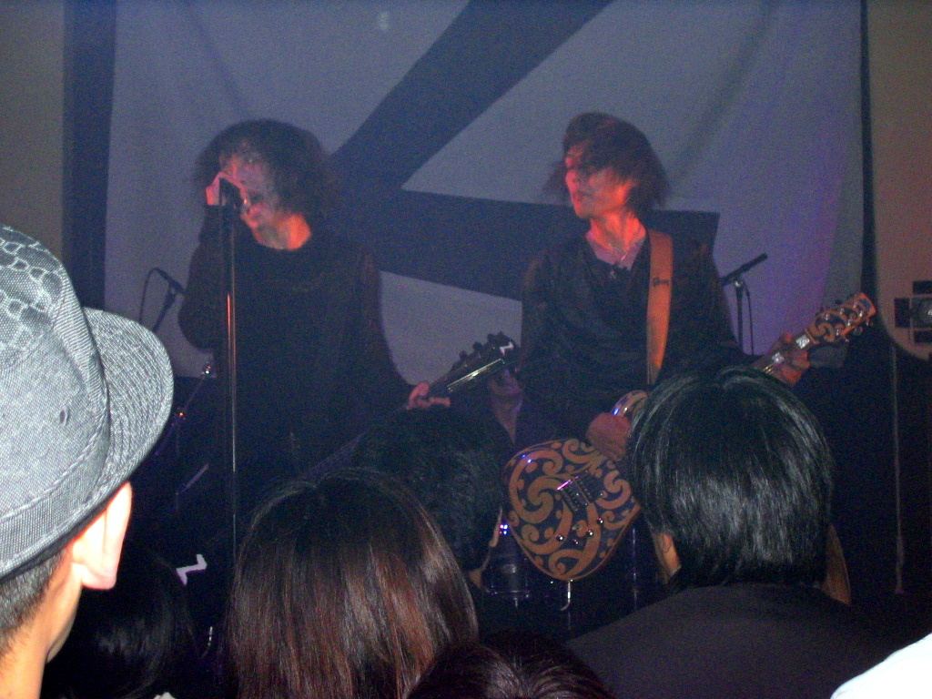 四角いZギター