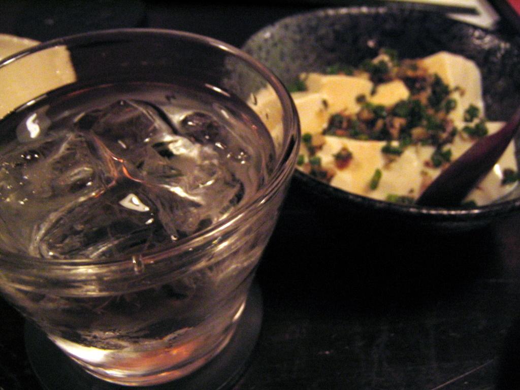 凪海ロックと凪豆腐