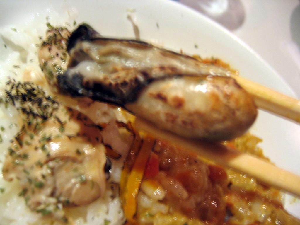プリっと牡蠣