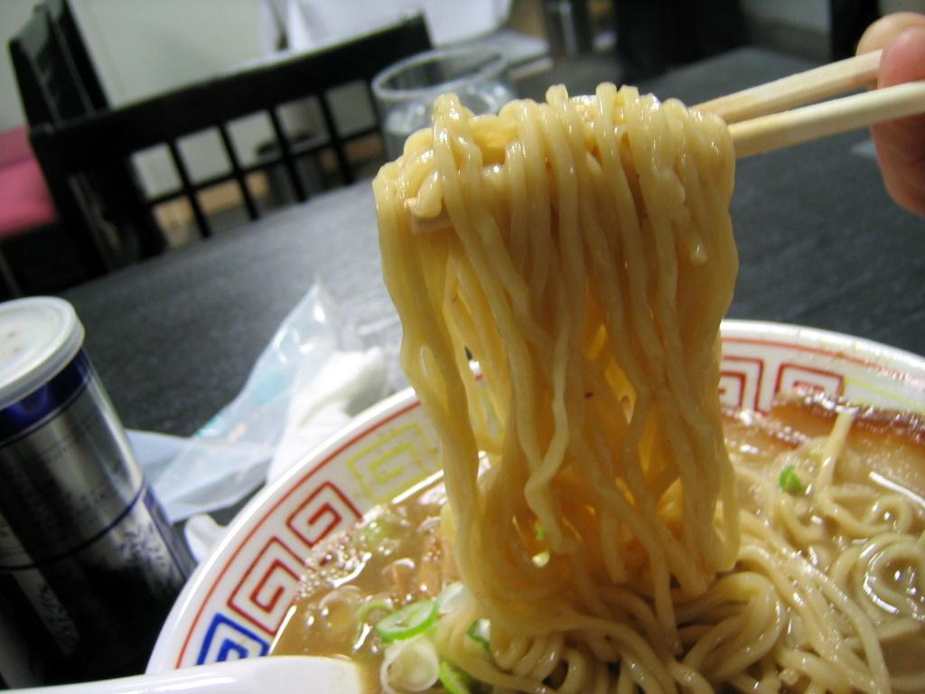 ごくにぼ麺