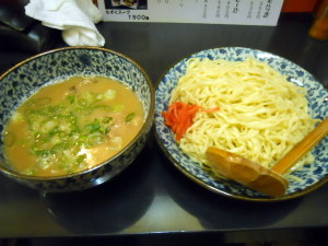 琉球つけ麺