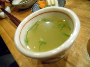 鶏スープ♪