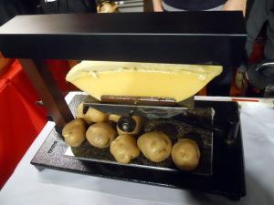チーズを焼くよん^^