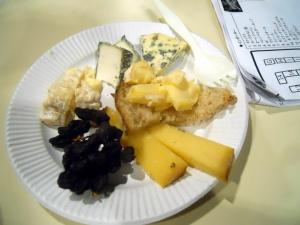 チーズ盛り合わせ♪