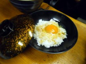 寿雀卵のTKG
