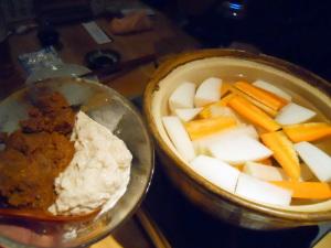 味噌と酒粕