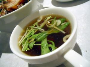 スープ付き
