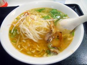 海老薫醤油拉麺