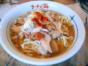 仙台豚汁ラーメン