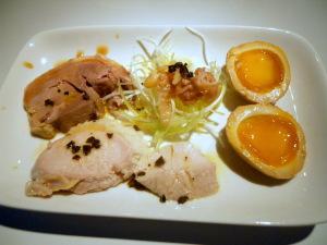 雉の別皿肉