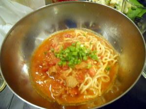 モツトマト・・・麺っ!