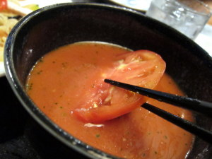 トマトinトマト