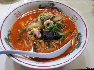 辛口チャンポン麺