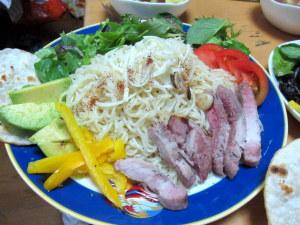 テキーラつけ麺(大)
