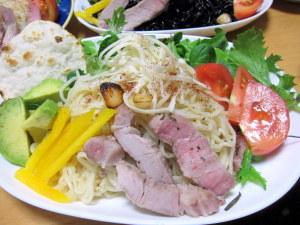 テキーラつけ麺(並)