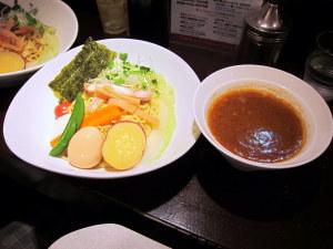 カレーつけ麺(細)