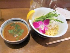 トンヤンクンつけ麺