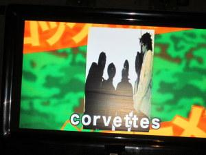 CORVETTS