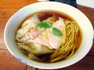 秋田比内鶏のらぁ麺