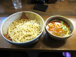 トムヤムつけ麺