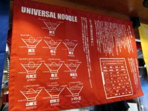 UNIVERSAL NOODLE