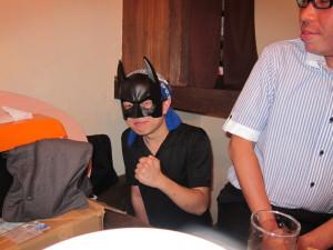 BAT MAN?