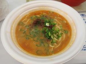 仙台牛たん担担麺