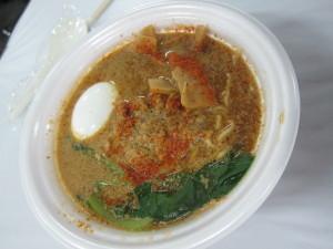 辛みそタンタン麺
