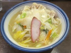 わんたん湯麺