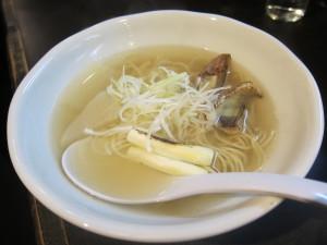 秋田県産鮮魚ハタハタラーメン
